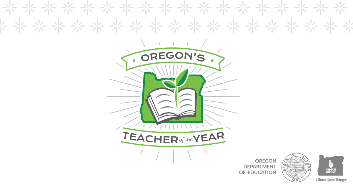 Oregon's Teacher of the Year